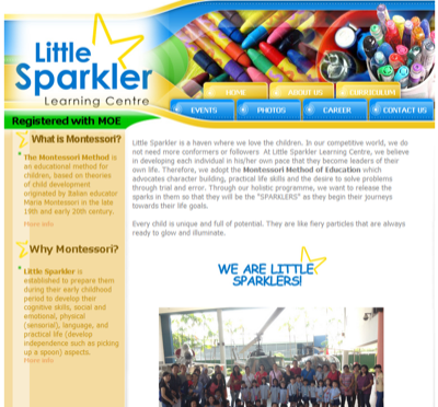 Little Sparkler Learning Centre