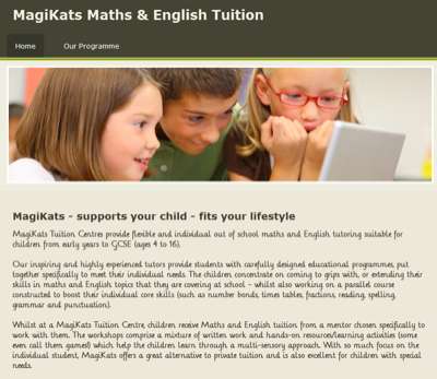 Magikats Maths and English Centre