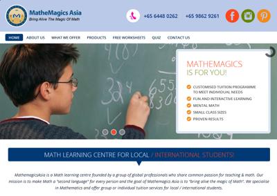 Mathemagics Asia