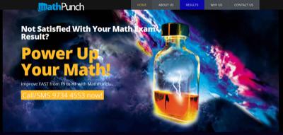 Mathpunch