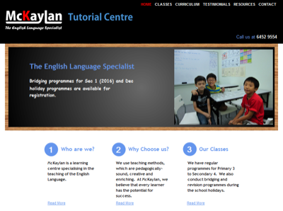 McKaylan Tutorial Centre