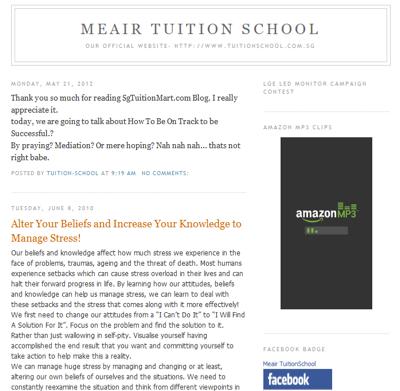 Meair Tuition School