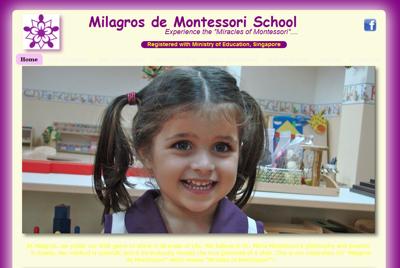 Milagros de Montessori School