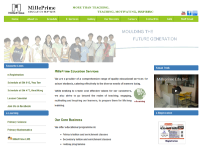 MillePrime Education Centre