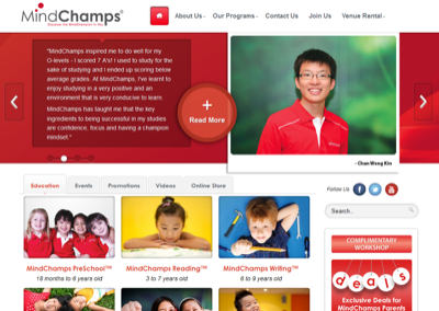 MindChamps Education Coaching Academy