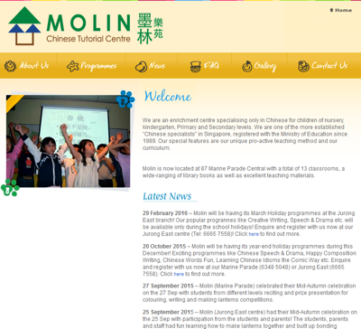 Molin Tutorial Centre