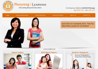 Nanyang Tuition
