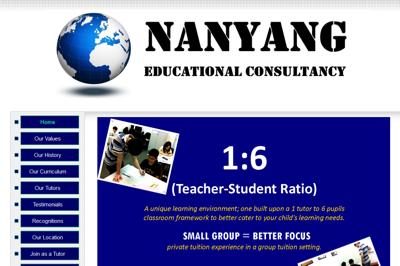 Nanyang Educational Consultancy