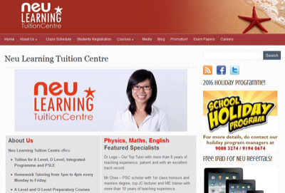 Neu Learning Tuition Centre