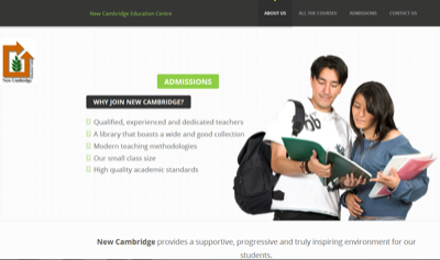 New Cambridge Education Centre Pte Ltd