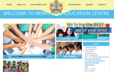 Newcastle Learning Centre Pte Ltd