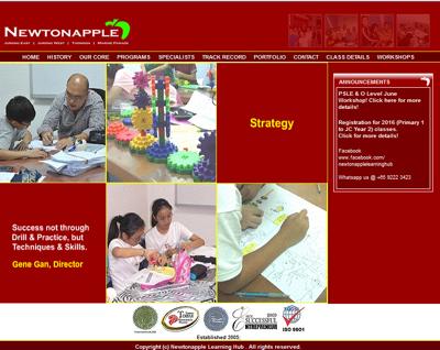 Newtonapple Learning Hub