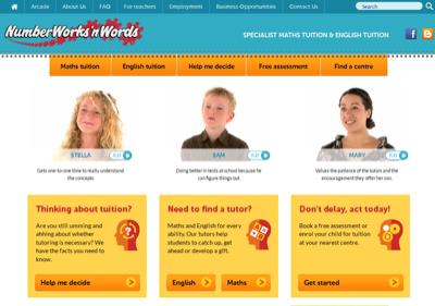 NumberWorks'nWords Learning Centre