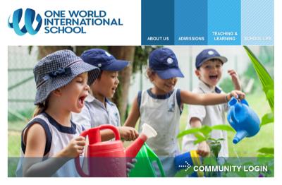 One World International School Pte Ltd
