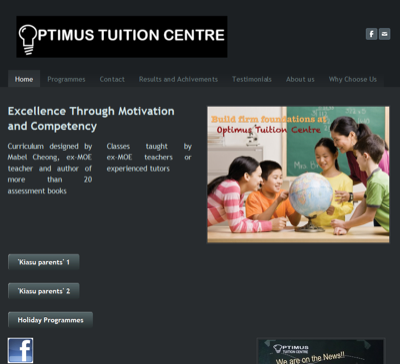 Optimus Tutors