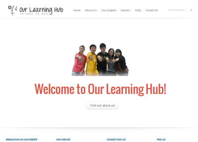 Our Learning Hub Tuition Centre