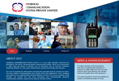 Overseas Communication