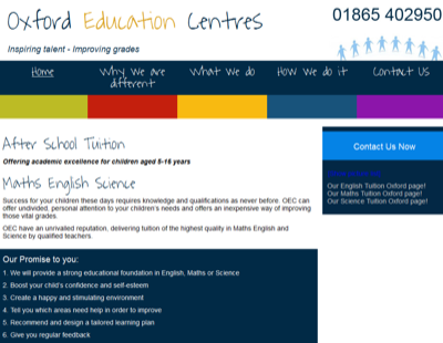 Oxford Educational Centre
