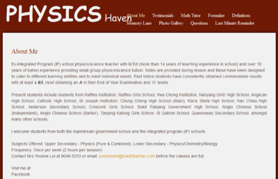 Physics Haven