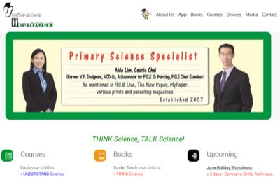 Science Heuristics Pte Ltd