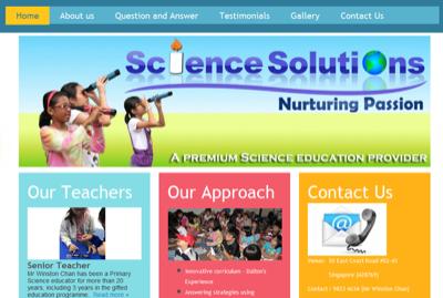 Sciencesolutions