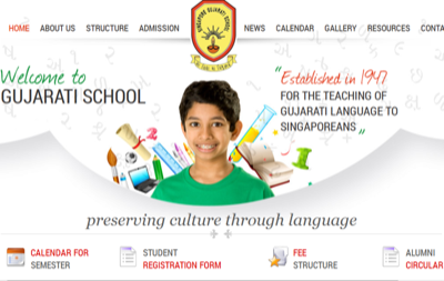Singapore Gujarati School