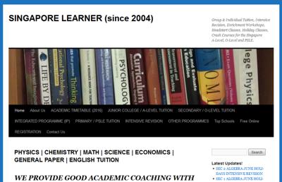 Singapore Learner