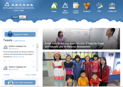 Skylace Language School