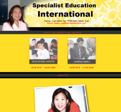 Specialist Education Centre