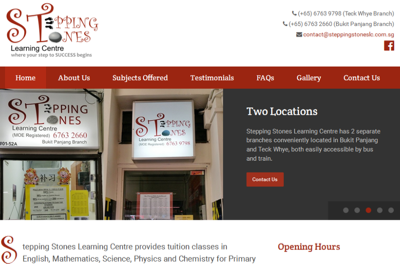 Stepping Stones Learning Centre