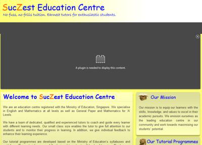 Suczest Education Centre