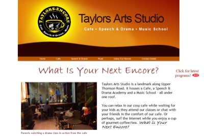 Taylors Arts Studio
