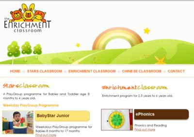 The Enrichment Classroom