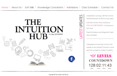 The Intuition Hub