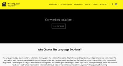 The Language Boutique