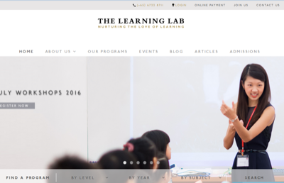 The LearningLab Education Centre
