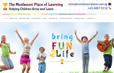 The Montessori Place of Learning