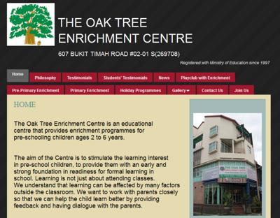 The Oak Tree Enrichment Centre