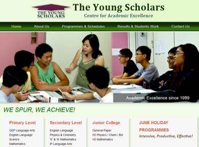 The Young Scholars