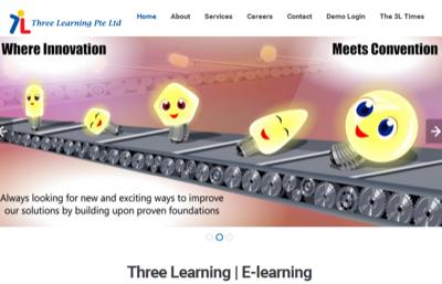 Three Learning Pte Ltd