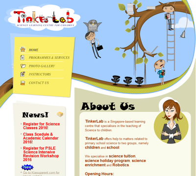 Tinkerlab Learning Centre