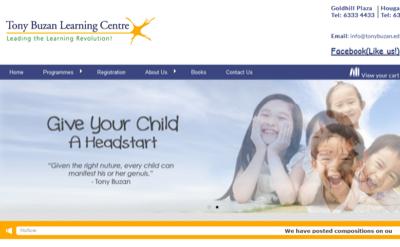 Tony Buzan Education Centre Pte Ltd