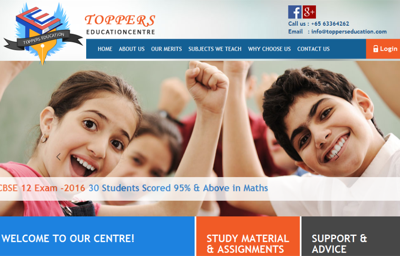 Toppers Education Centre