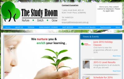 Tree Study Rooms