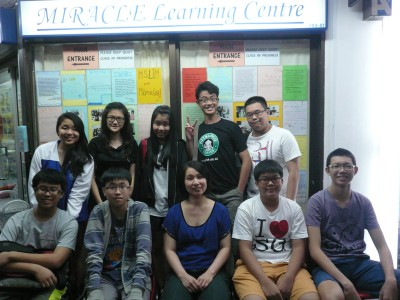 Miracle Learning Centre Pte Ltd